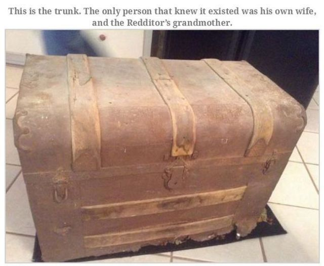 The Fascinating Contents of an Ancient Treasure Chest