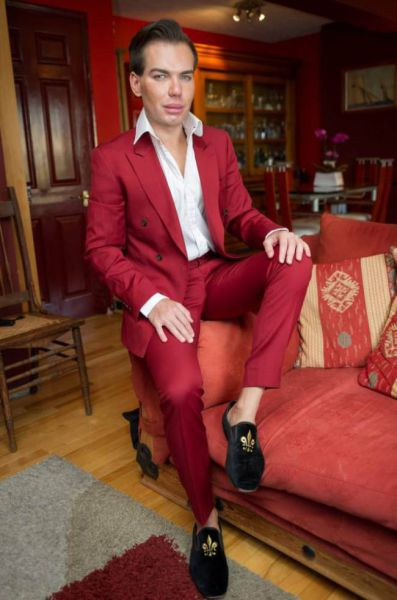 The Guy Who Spent a Fortune Becoming a Real Ken Doll