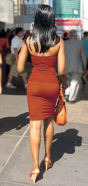 ee38cd24276 Ladies in See-Through Dresses (47 pics) - Picture  3 - Izismile.com