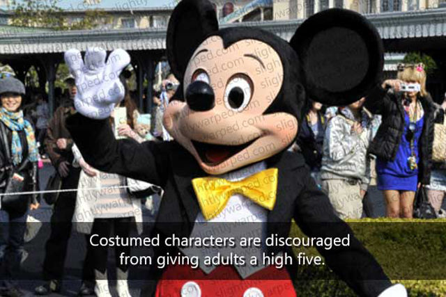 Silly Things You Wouldn't Know about Disney Theme Parks