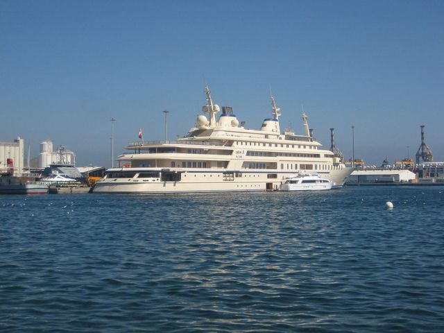 The Hugest Yachts on the Water