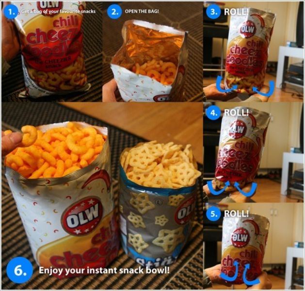 Fun Food Hacks That Will Tease Your Taste Buds