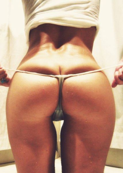 Beautiful Bums on Display