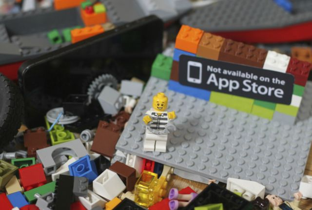 A World without Apps