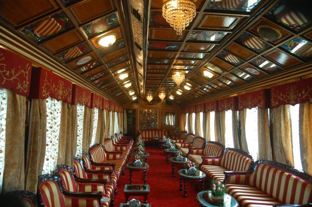 Exotic Train Trips That Offer Pure Elegance and Luxury