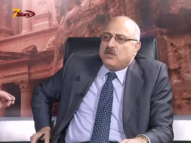 Heated Debate Escalates on Jordanian Live TV