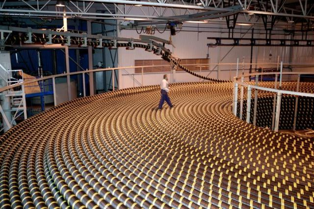 A Massive Subsea Cable