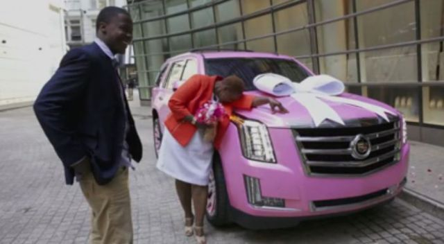 Teddy Bridgewater's Promise to His Mom Finally Comes True