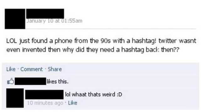 Facebook Posts That Are Totally Hilarious