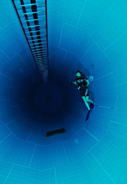 The Deepest Pool in the World
