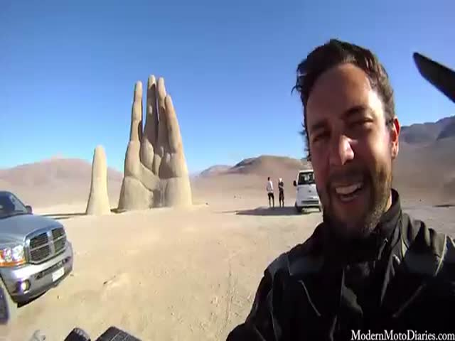 Around the World in 360 Degrees: A 3 Year Epic Selfie