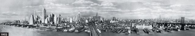 Cities That Have Changed Dramatically Over the Years