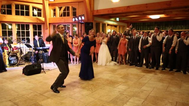 Epic Mother-Son Wedding Dance Medley