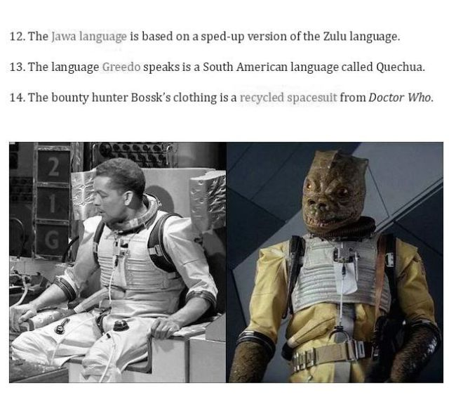 Fun Star Wars Trivia