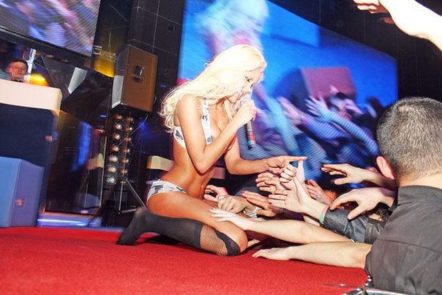 Katya Sambuca's Live Show Is Definitely X-Rated