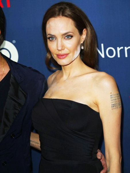Angelina Jolie's Worst Makeup Blunder Ever