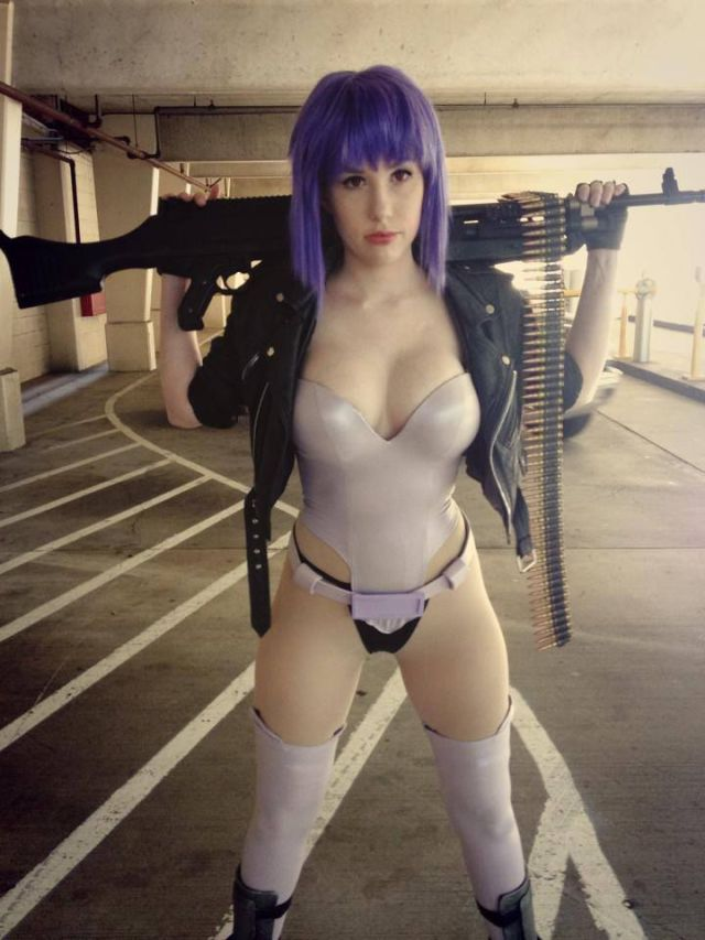 Girls Who Get Cosplay and Do It Right