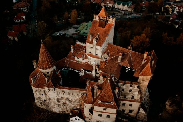 Live in a Vampire's Castle for Only a Few Hundred Million Dollars