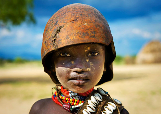 magnificent and striking images of the people of the world 37 pics