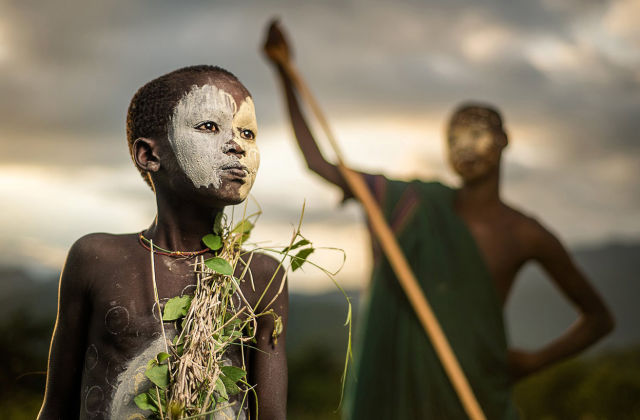 Magnificent and Striking Images of the People of the World