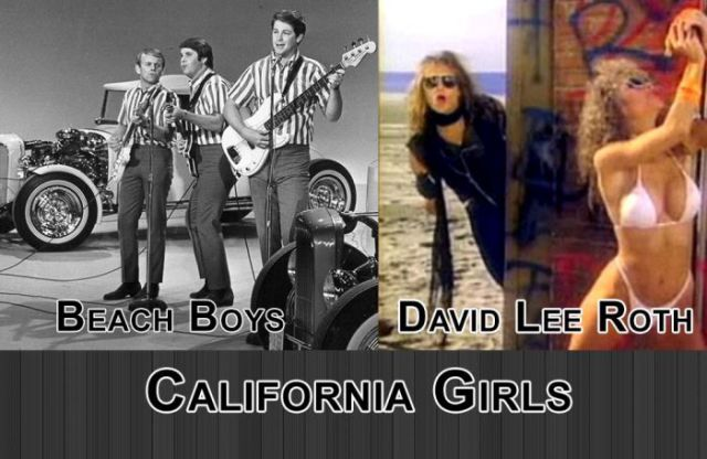 Original Famous Songs vs. Their Remakes