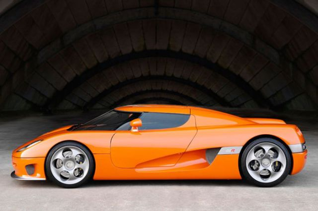 The Slickest Super-Fast Cars You Can Buy