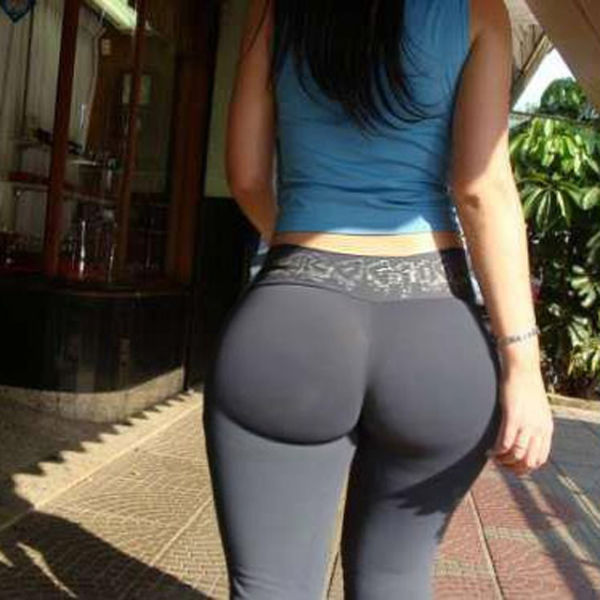 Yoga Pants Leave Nothing to the Imagination