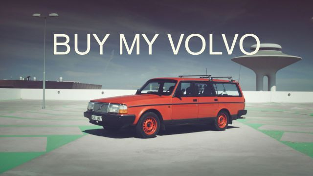 Most Epic Ad Ever for a Second hand Car