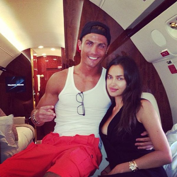 Millionaire Football Hero Christiano Ronaldo's Life Off the Field