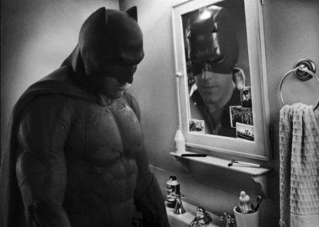 If You're Looking for a New Meme, Sad Batman Is It!