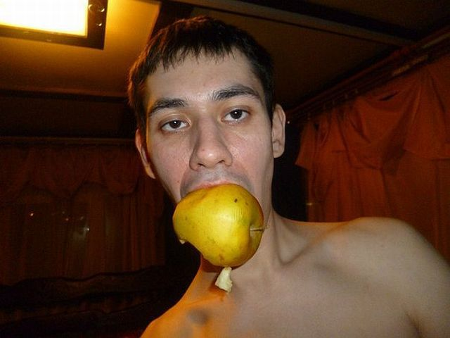 Some Russians in Social Networks Are Too Weird for Words