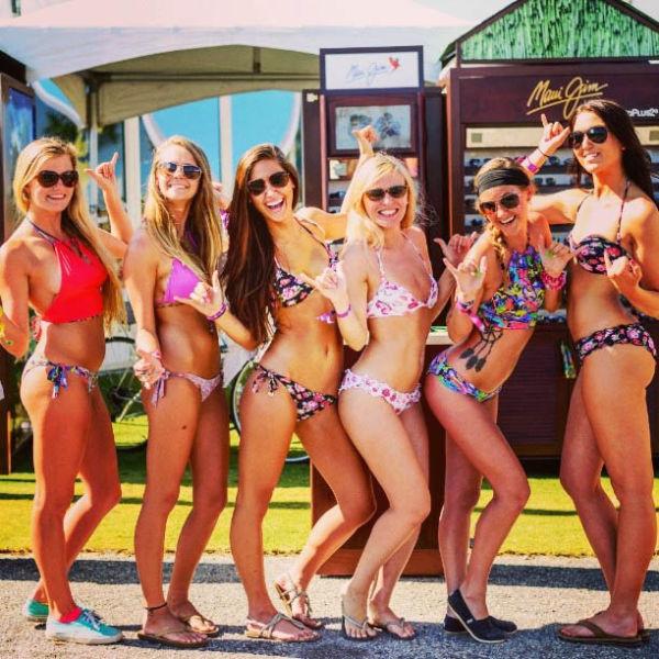 2014's Hangout Fest's Girls