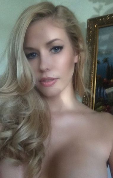 This Blonde Bombshell is 2014's Playmate of the Year