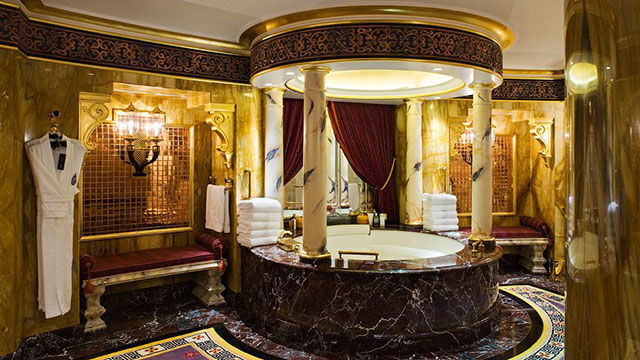 A Luxury Hotel Suite That Costs $27,000 a Night