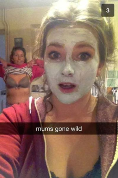 Personal Snapchat Photos That Got Leaked Publicly
