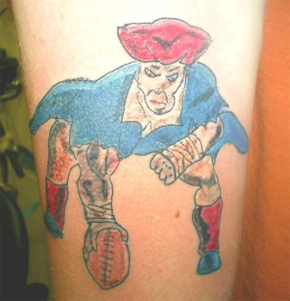 Tattoos That Are Truly Terrible