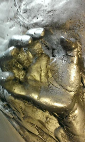 A Carbonite Han Solo Replica That's Totally Badass!