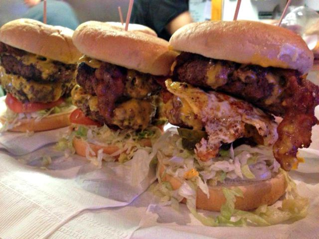 A State-by-state Guide to the USA's Best Burgers