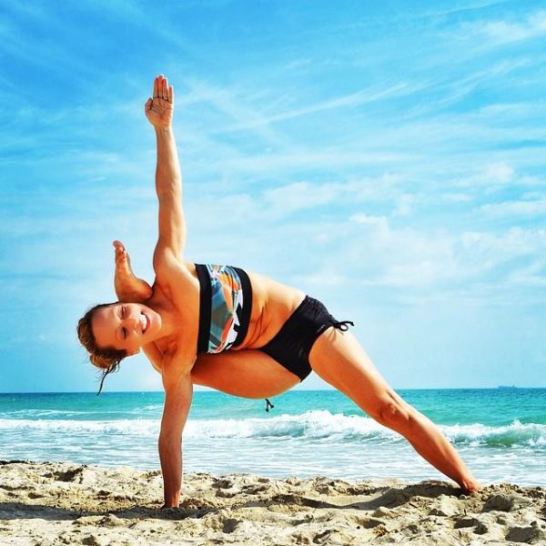 Meet America's Hottest Yoga Instructor