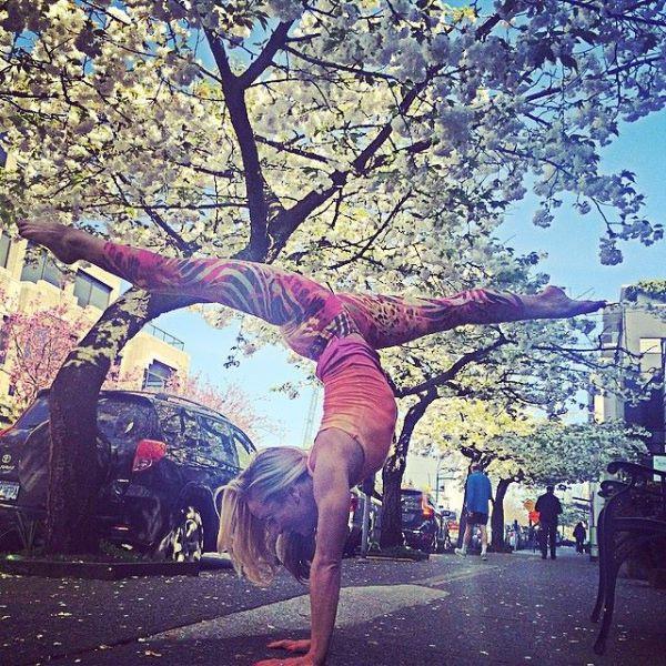 Meet America's Hottest Yoga Instructor