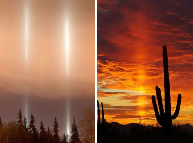 Unbelievable Natural Phenomena