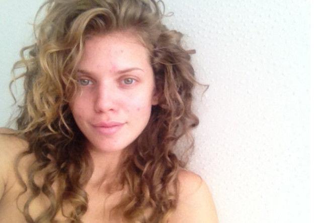 Celebrities Go Makeup Free