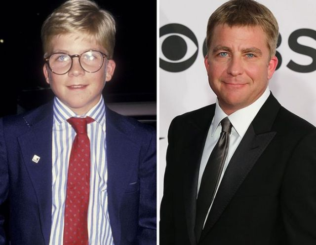 Child Stars Then and Now