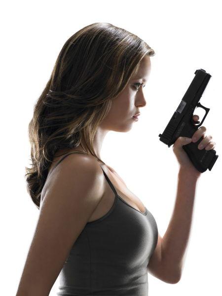 Girls Can Handle Guns Too