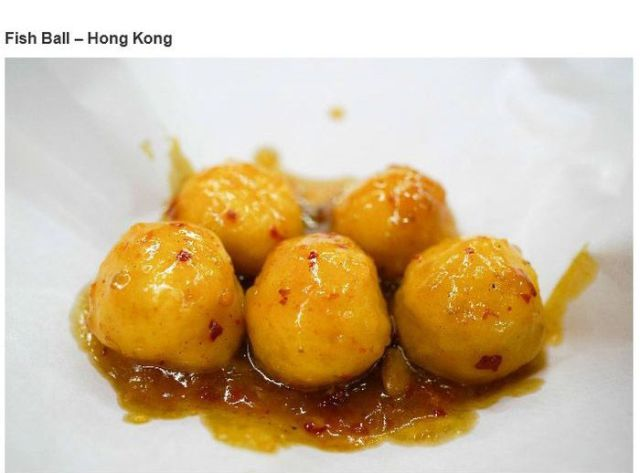 Interesting Food Dishes Worldwide