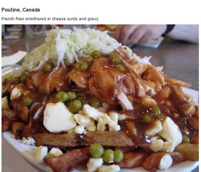Interesting Food Dishes Worldwide