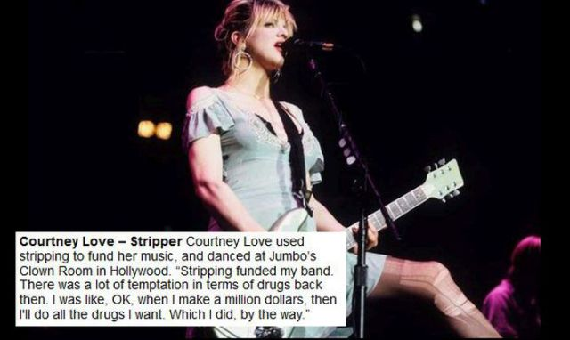 Real Jobs of Famous Music Stars Before They Made t It Big