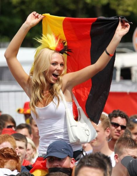 Hot Girls Spotted in the 2010 World Cup Stands