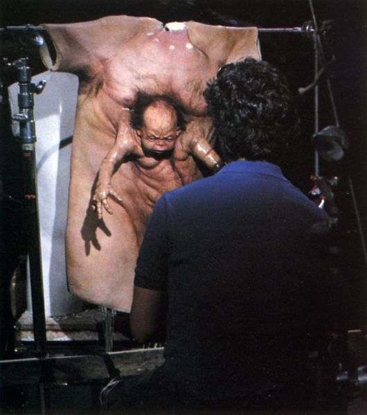 A Look At Old School Movie Special Effects 16 Pics