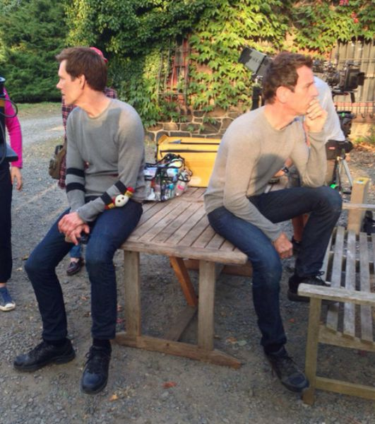 Actors and Their Similar Body Doubles